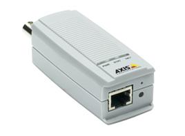 1-канальный ip-видеосервер компании AXIS