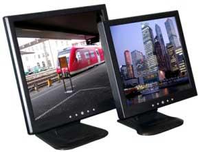 """19"""" LCD-видеомонитор торговой марки Smartec"""