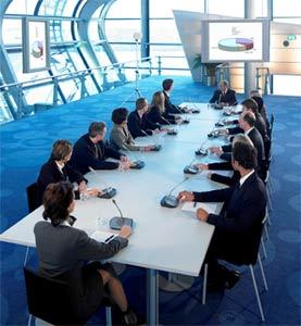 цифровая конгресс система компании Bosch
