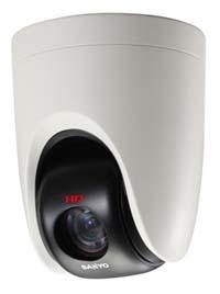 2,1-мегапиксельные PTZ камеры Sanyo