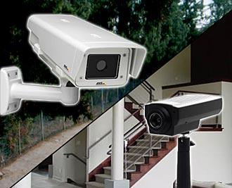 сетевые тепловизоры для охранных видеосистем