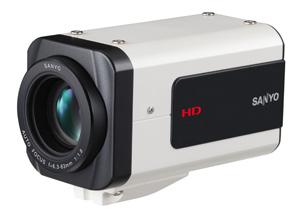 4 MPx IP-видеокамера марки Sanyo