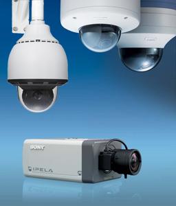 оборудование для IP-видеонаблюдения Sony