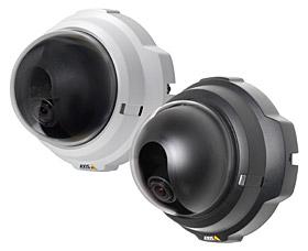 антивандальные цветные камеры марки AXIS