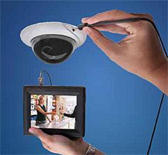 миниатюрные купольные камеры Sarix IMS0