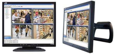 19-дюймовые LCD-мониторы JVC GD-191