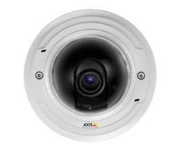 купольная сетевая видеокамера AXIS P3346