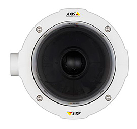 антивандальная поворотная видеокамера AXIS M5014-V