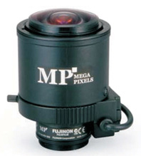 3 Mpx широкоугольный объектив Fujinon