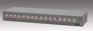16-канальный видеосервер AXIS с Full D1 при 400 к/с