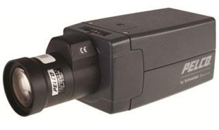 аналоговые камеры наблюдения марки Pelco с 0,13/0,05 лк и 650 ТВЛ