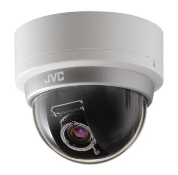 2-мегапиксельные купольные IP-камеры марки JVC с Full HD