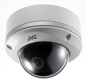 2 МР антивандальные камеры JVC VN-H237/257VPU