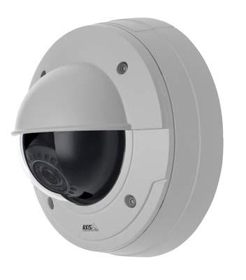мегапиксельные видеокамеры наружного наблюдения AXIS P336x-VE