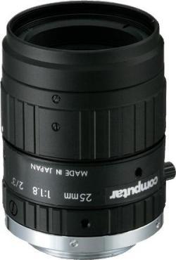 компактный объектив камеры M2518-MPW