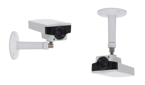 сетевые видеокамеры наблюдения с 800×600 и 1280×800 пикс