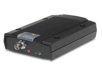 Stand Alone одноканальный видеосервер AXIS Q7411 с H.264/M-JPEG и фреймрейтом 50 к/с
