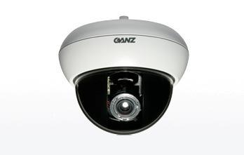 высокочувствительные аналоговые видеокамеры GANZ ZC-D7000PXA