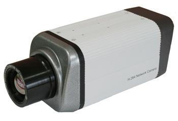 уличная тепловизионная IP-камера GANZ ZN-TH1109VE