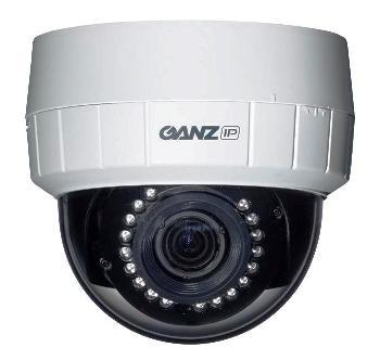 купольные IP-камеры наблюдения ZN-D1MTP/-IR с 1,3 МР