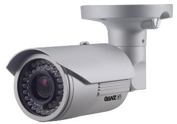 охранная IP камера видеонаблюдения ZN-B1MTP с ИК-прожектором и 3-кратным вариообъективом