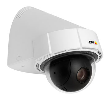 1 MP уличная поворотная камера AXIS P5414-E с трансфокатором х18