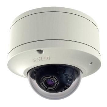 высокочувствительная купольная видеокамера Pelco Sarix Enhanced IME с технологией SureVision