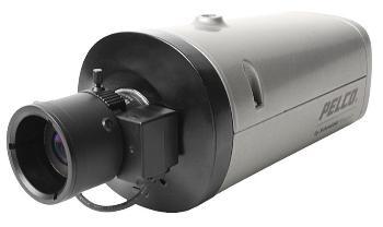 корпусные мегапиксельные IP-камеры «день/ночь» Pelco Sarix Enhanced IXE с чувствительностью до 0,0013 лк