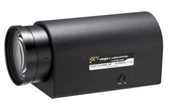 35-кратный трансфокатор Computar с автодиафрагмой Video Drive/DC-Iris