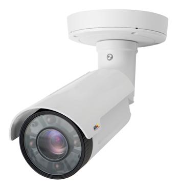 цилиндрическая уличная IP-камера Q1765-LE