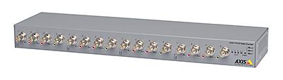 универсальный многоканальный видеосервер AXIS P7216 с SFP-слотом