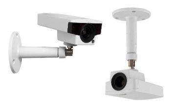малогабаритные IP-видеокамеры AXIS M1145/M1145-L со встроенным 3,5х варифокальным объективом