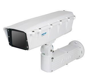 5 мегапиксельные IP-камеры наружного наблюдения марки Pelco с термокожухом, объективом и источником питания