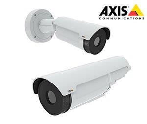 сетевые Bullet тепловизор AXIS Q1932-E и его модификация Q1932-E PT Mount с функциями панорамирования и наклона