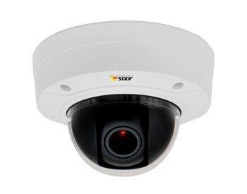 мегапиксельные антивандальные видеокамеры линейки AXIS Р32