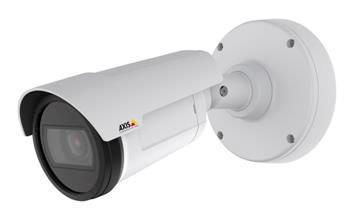 охранные видеокамеры наружного наблюдения AXIS P14 с разрешением 2 МР