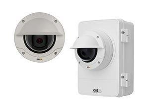 2,3 MP уличные видеокамеры «день/ночь» Q3505-VE с IK10+ и IP66/67