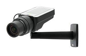 фиксированная сетевая видеокамера наблюдения Q1635 с 2,3 МР и варифокальным объективом