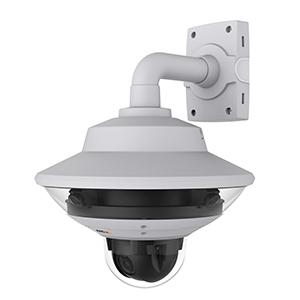 мегапиксельная панорамная камера видеонаблюдения Q6000-Е с 4 сенсорами и 360° обзором