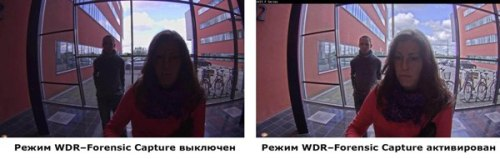 цветные мини камеры видеонаблюдения F1005-E/F1015 с WDR 120 дБ
