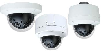 сетевая антивандальная уличная камера Pelco IMM120 с WDR 120 дБ