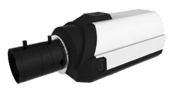 классическая IP-камера с микрофоном LIP3N-CSPE с CS креплением объектива