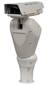 2-мегапиксельная PTZ IP камера Q8665-E со стеклоочистителем смотрового окна