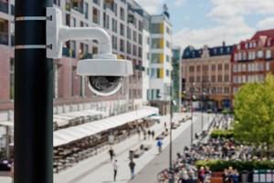 33 MP уличная панорамная камера Q3709-PVE для видеоконтроля крупных площадей