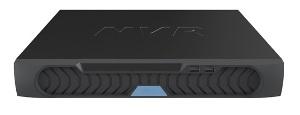 Stand Alone видеорегистратор 8 канальный NR8-8M71 марки GANZ с поддержкой 6 МР камер видеонаблюдения