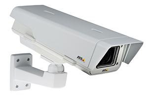 антивандальная камера наружного наблюдения AXIS Q1775-E с HDTV 1080p при 50/60 к/с и «холодным запуском» при -40 °C