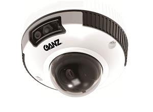 мини купольные камеры видеонаблюдения ZN8-MANTFN4L с 2688х1520 пикс. и термокожухом