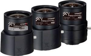 8-мегапиксельные объективы IP-камер наблюдения Computar Eх3Z3915хCS-MPWIR с CS-креплением