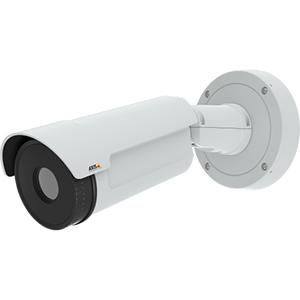 3-потоковые тепловизионные камеры видеонаблюдения Q1941-E с 8-14 мкм, объективом, аудиоканалами и аналитикой