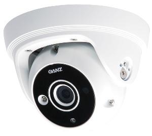 ONVIF-совместимая миниатюрная IP камера ZN-M4NTFNхL с купольным корпусом класса IP66